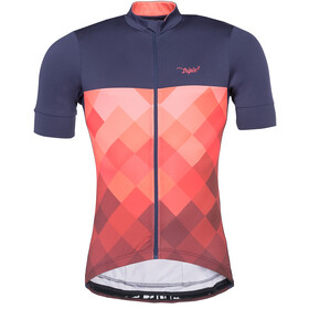 Triple2 Velozip Performance Bike Jersey Shortsleeve Men Jersey Men red/blue